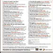 DVD 70s 80's 90's BALADAS Promo Only YURI vikki carr ROCIO BANQUELLS luciamendez