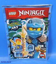 LEGO® Ninjago Figur 891721 Limited Edition / Jay mit Kettenspeer / Polybag