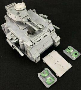 Predator - Rhino - Magnetized - Space Marines - Warhammer 40k