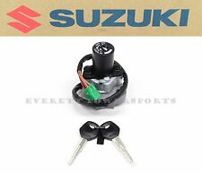Genuine Suzuki Ignition Switch Keys Lock Assy 99-07 GSX1300 R Hayabusa OEM #D27