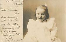 A View of Anna Oauline Jewett, 121 Warner Street, Rochester NY 1907