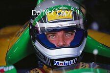 Alessandro Nannini Benetton B189 Spanish Grand Prix 1989 Photograph