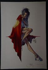 Action 811 Michael Turner Aspen Art Print