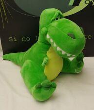 """Toy Story Green Dinosaur Rex Kohls 12"""" Plush Toy"""