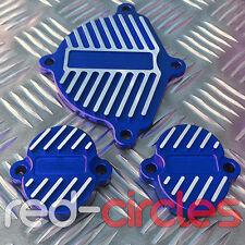 BLUE YX150 PIT DIRT BIKE CNC DRESS UP / BLING KIT / COVERS YX 150 150cc PITBIKE
