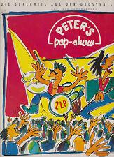 2 x LP / Vinyl  Peter's Pop Show Die Superhits Aus Der Grossen Show Im ZDF