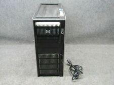 Hp Workstation Z800 Xeon X5660@2.80Ghz | 12Gb Ddr3 Ecc Ram | No Hdd W/Keys