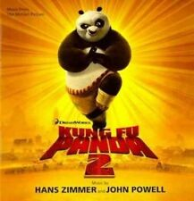 Soundtrack Kung Fu Panda 2 Music by Zimmer Powell CD