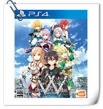 PS4 Sword Art Online SAO Director's Edition 刀剑神域 中英文版 SONY Bandai Action Game