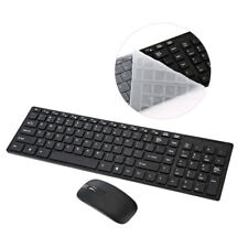 PACK TECLADO Y RATON INALAMBRICO PARA MAC PC WINDOWS WIRELESS 2.4GHz