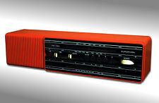 EUROPHON FM 1100 - DESIGN - RADIO - ROSSA - brionvega