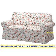 Ikea EKTORP Lovseat (2 Seat Sofa) Slipcover Cover VIDESLUND MULTICOLOR Sealed!