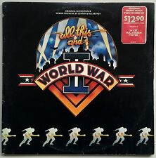 VARIOUS ARTISTS All This And World War II 2LP g/fold 1976 OZ Warner VG++/VG++