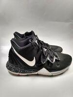 Nike Kyrie Irving 5 Black Magic Shoes sz 6Y (AQ2456-901) Youth Basketball