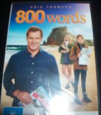 800 Words (Erik Thomson) Series Season One 1 (Australia Region 4) DVD - NEW