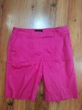 Talbots Shorts Sz. 4 Hot Pink w/ Pockets