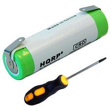 HQRP Akku für Philips Norelco 6618X 6843XL 6853XL HQ7120 7180XL 7183XL Rasierer