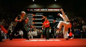 The Karate Kid Art Print 13x19 Poster All Valley Tournament Cobra Kai Johnny