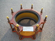 """Romac Industries Coupling 501 12"""" A 321-400-375"""