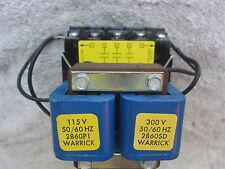 Warrick Controls Gems 1F1D0 115/300V 0NC 3NO Control Relay, Used