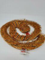 Webkinz Tiger Snake Orange/Black Stripe Ganz Plush Only Rare HM154 NO CODE