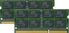 Mushkin 996643 4GB PC3-8500 4GB DDR3 1066MHz memory module 204 pin SODIMM Kit -