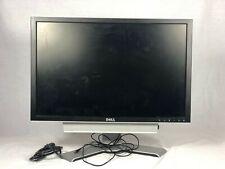 "Dell 2407WFP-HC Black / Silver 24"" WideScreen Screen 1920 x 1200 Resolution LCD"