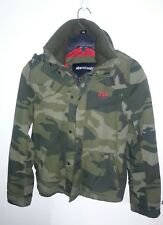 ABERCROMBIE A&F WEATHER WARRIOR CAMO JACKET CHILDREN'S SIZE LARGE