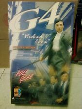 1/6 Dragon Special Agent Michael Chan w briefcase gun hand mic Full Gear G4 New
