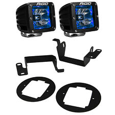 Rigid Radiance LED Fog Light Kit Blue Backlight for 14-17 Toyota 4Runner 20201