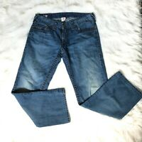True Religion Men's Jeans Bobby Super T Size 36x31 USA