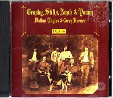 Crosby, Stills, Nash & Young- Deja Vu CD (1970 Album Reissue) Neil/David/Graham