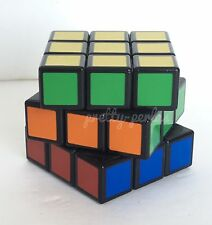 1PC Rubix Cube Rubics Puzzle Brain Toys Box Gag Fun Puzzle Game Rubics Toy 3x3
