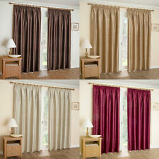 Tape Top Abstract Modern Curtains