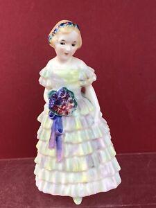 "Royal Doulton Figurine ""The Bridesmaid The "" HN1434"