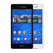 Sony SD6708 Xperia Z3V 16GB Verizon Wireless 4G LTE Android WiFi Smartphone