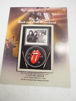 The art of the Rock and Roll Drumhead art American Royal Arts advertisment