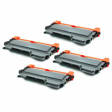 4 For Brother TN-450 Black Toner Cartridge High Yield HL-2240 2270DW MFC-7360N