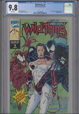WildThing #1 (Apr 1993, Marvel) CGC 9.8