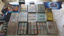 Mixed lot bundle marvel yugioh pokemon superman vintage dc 20 cards bonus promo