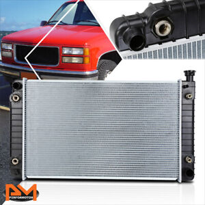 Aluminum OE Factory Radiator for 88-95 Chevy GMC C/K Suburban/Pickup AT DPI-622