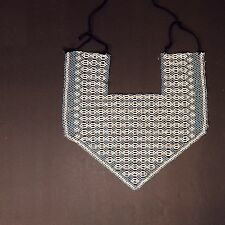 KUCHI Tribe BellyDance ATS Central Asia Beaded NECKLACE 809c7