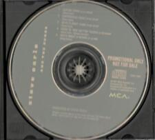 STEVE EARLE & THE DUKES; 5 TRACK LIVE PR CD SAMPLER