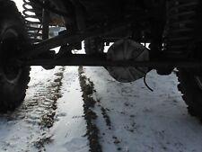 Jeep Dana 44 front 97 - 06 TJ XJ axle assembly 5.13 gears LOCKER WILL SHIP