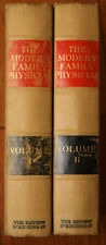 The Modern Family Physician Volume I & Ii Kenelm Winslow 1915 Medical Science