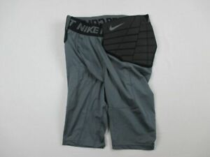 Nike Shorts Men's Gray Padded Compression New Multiple Sizes
