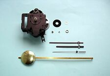 MEGA-QUARTZ  PENDULUM CHIME CLOCK MOVEMENT KIT  SEIKO UNIT WITH HANDS AND PEND