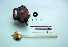 Carillón De Péndulo De Cuarzo Mega-Kit de movimiento del reloj Seiko unidad con manos y Pend