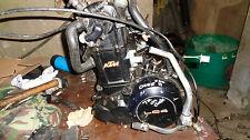 ktm 640 lc4 Duke 2 engine 2003 running well breaking complete bike