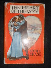 SIGNED; BEATRICE CHASE - The Heart of the Moor - c1930s - Olive Katharine Parr